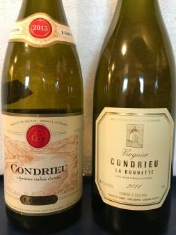 Condrieu wines