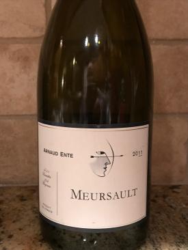 Ente Meursault bottle
