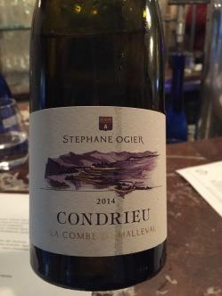 Ogier Condrieu Paris 2016