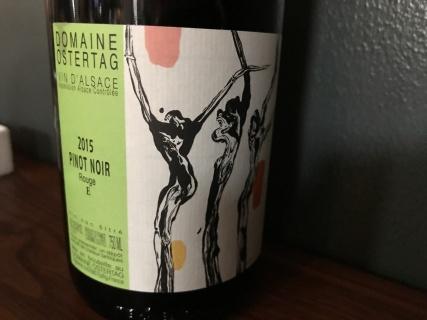Ostertage Alsace Pinot noir